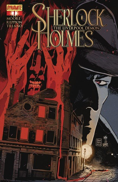 Sherlock Holmes – Liverpool Demon #1 – 5 (2012-2013)