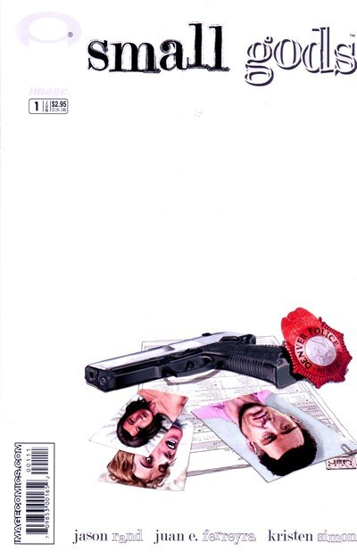 Small Gods #1 – 12 + TPB (2005-2006)