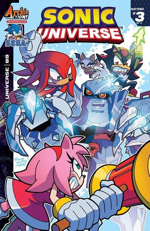 Sonic Universe #89 (2016)