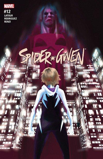 Spider-Gwen #12 (2016)