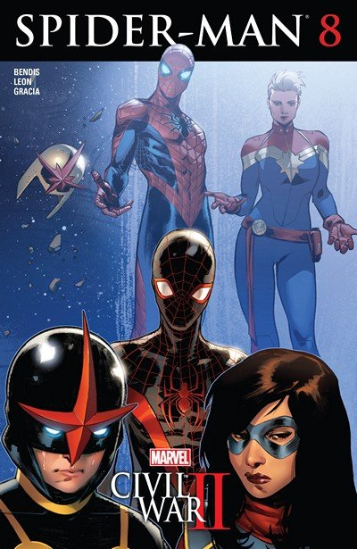 Spider-Man #8 (2016)