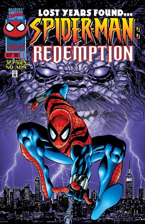 Spider-Man – Redemption #1 – 4 (1996)