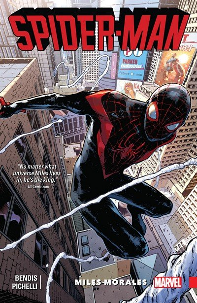 Spider-Man Vol. 1 – Miles Morales (2016)