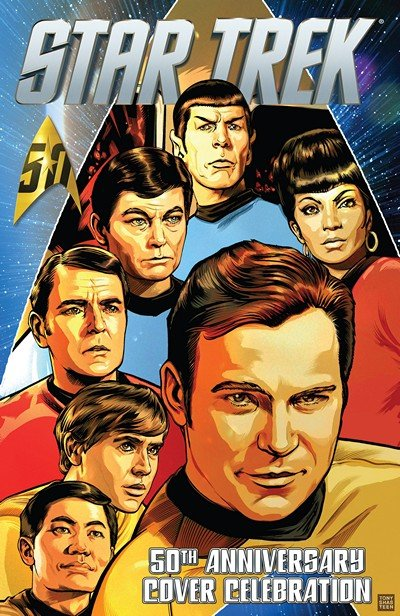 Star Trek 50th Anniversary Cover Celebration (2016)