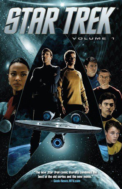 Star Trek Vol. 1 – 12 (TPB)