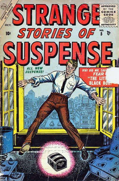 Strange Stories of Suspense #5 – 16 (1955-1957)