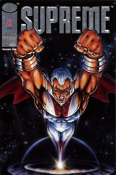Supreme #0 – 56 + 63 – 68) (1992-2013)