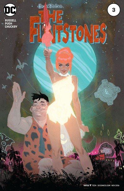 The Flintstones #3 (2016)