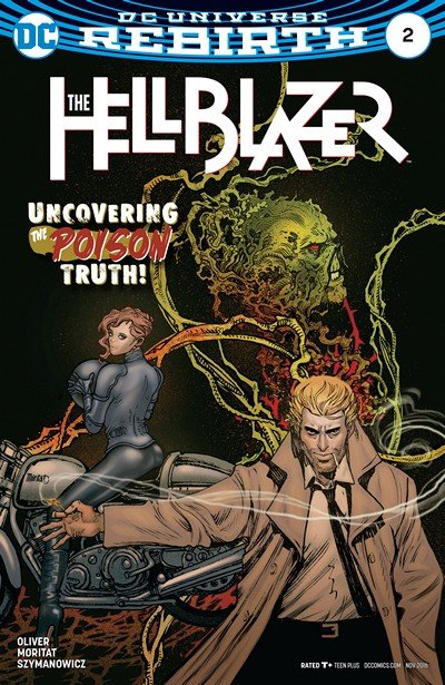 The Hellblazer #2 (2016)