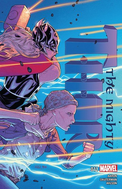 The Mighty Thor #11 (2016)