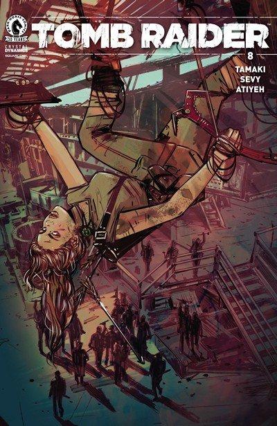 Tomb Raider #8 (2016)