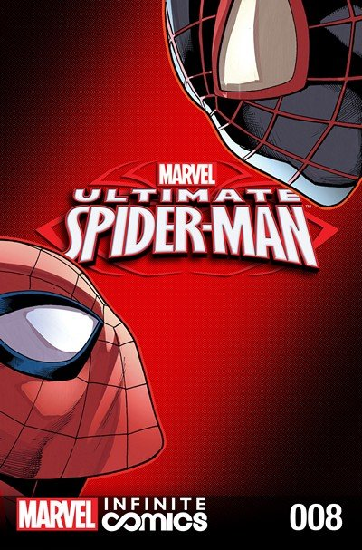 Ultimate Spider-Man Infinite Comic #8 (2016)