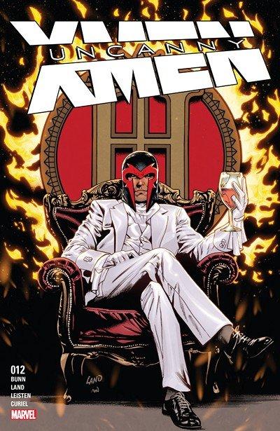 Uncanny X-Men #12 (2016)