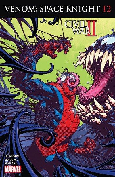 Venom – Space Knight #12 (2016)