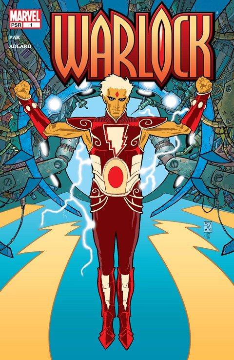 Warlock #1 – 4 (2004-2005)