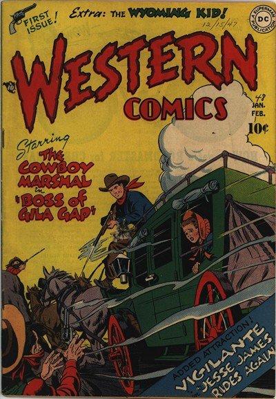 Western Comics #1 – 85 (1948-1976)
