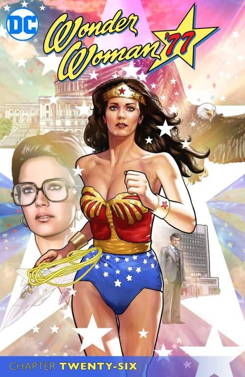 Wonder Woman '77 #26 (2016)