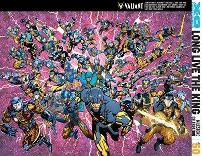 X-O Manowar #50 (2016)