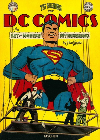 75 Years of DC Comics