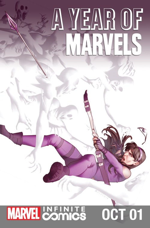 A Year of Marvels – October Infinite Comic #1 (2016)