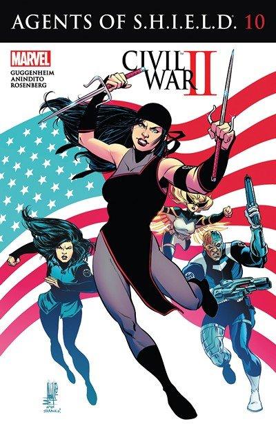 Agents of S.H.I.E.L.D. #10 (2016)