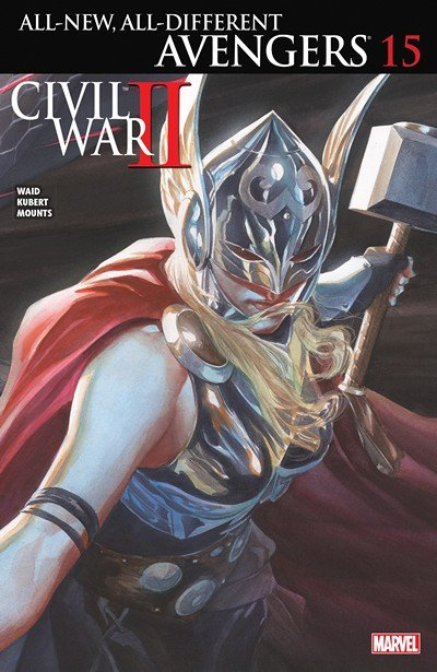 All-New – All-Different Avengers #15 (2016)