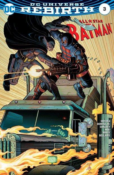 All Star Batman #3 (2016)