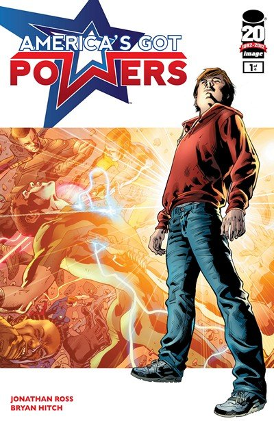 America's Got Powers #1 – 7 + TPB (2012-2014)