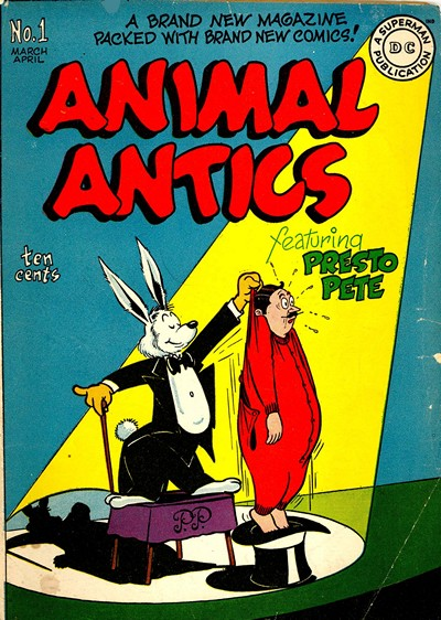 Animal Antics #1 – 51 (1946-1954)