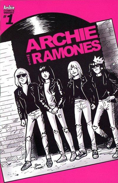 Archie Meets Ramones #1 (2016)