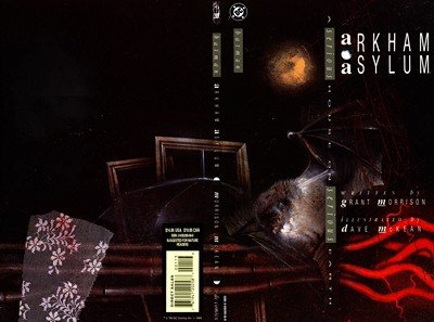 Arkham Asylum – A Serious House on Serious Earth (1989)