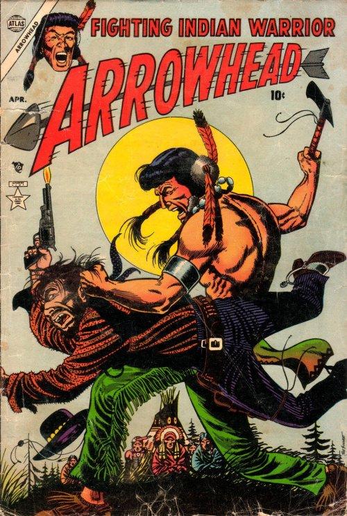 Arrowhead #1 – 4 (1954)