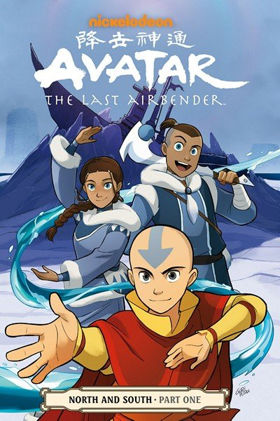 Avatar – The Last Airbender – North and South Part 1 (2016)