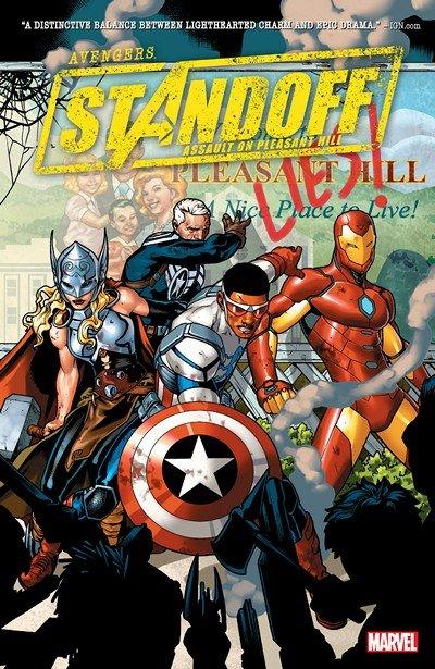 Avengers – Standoff (TPB) (2016)