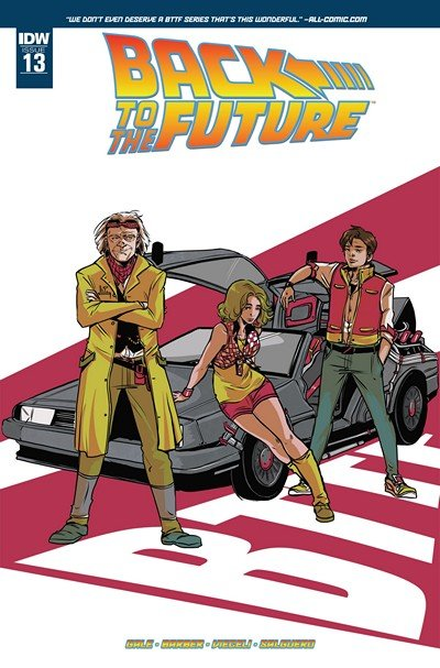 Back to the Future #13 (2016)