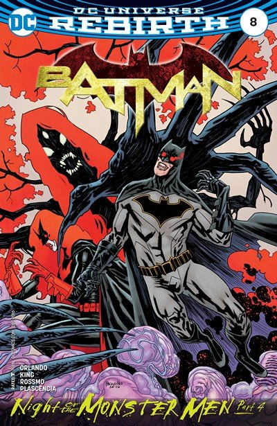 Batman #8 (2016)