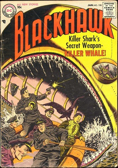 Blackhawk Vol. 1 #9 – 273 (1957-1984)