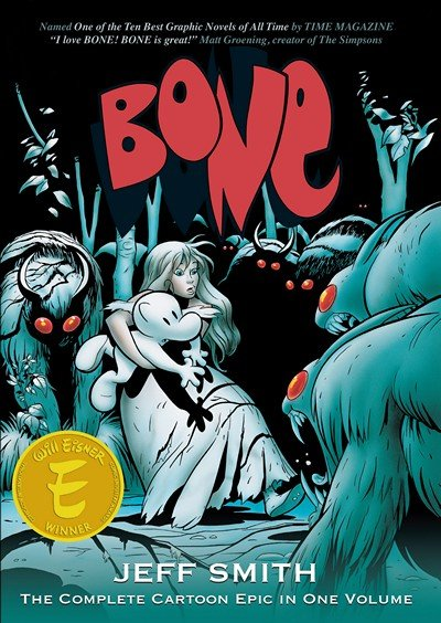 Bone – The Complete Cartoon Epic in One Volume (2004)