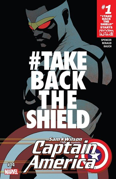 Captain America – Sam Wilson #14 (2016)