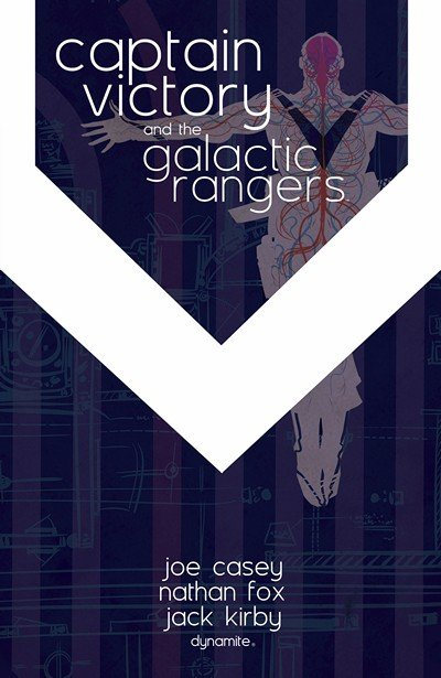 Captain Victory and the Galactic Rangers (2016)