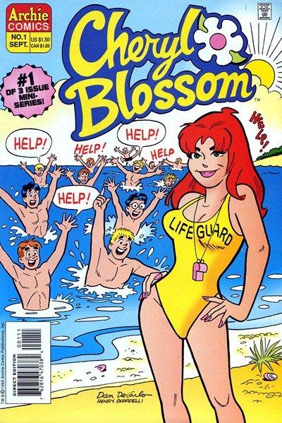 Cheryl Blossom #1 – 3 (1995)