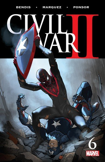 Civil War II #6 (2016)