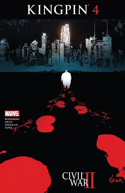 Civil War II – Kingpin #4 (2016)
