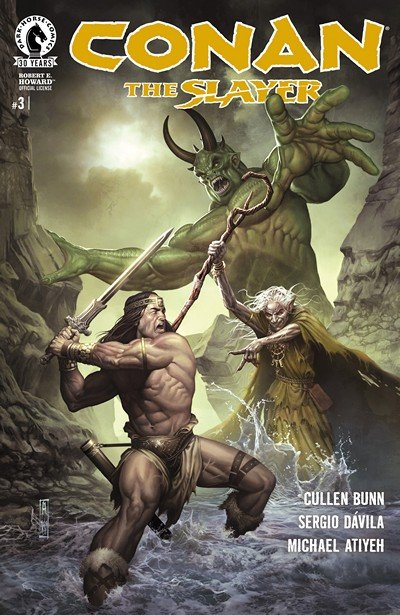 Conan the Slayer #3 (2016)