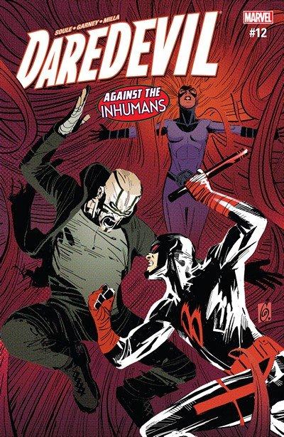 Daredevil #12 (2016)