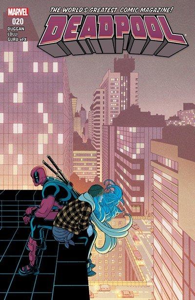 Deadpool #20 (2016)