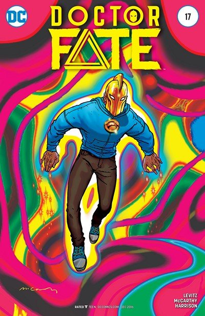 Doctor Fate #17 (2016)