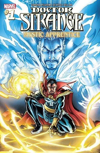 Doctor Strange – Mystic Apprentice #1 (2016)