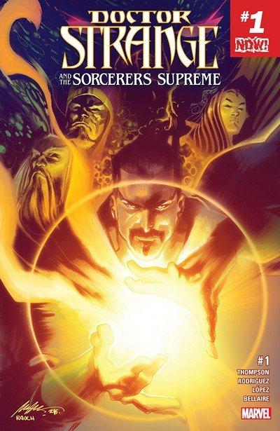 Doctor Strange and the Sorcerers Supreme #1 (2016)