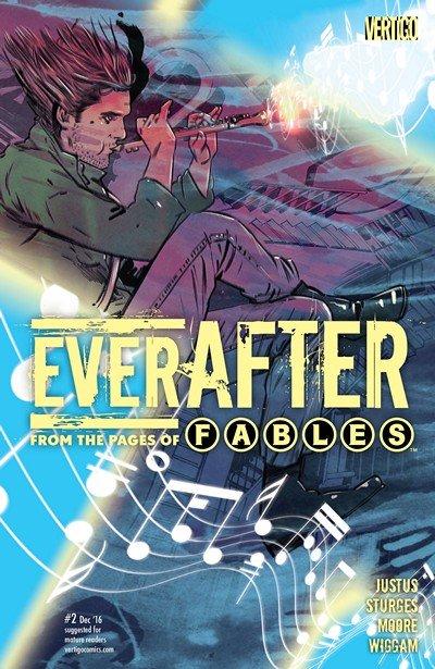 Everafter #2 (2016)